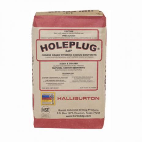 HOLEPLUG 3/8 - 50LB BAG